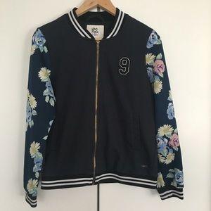 Vero Moda Letterman Floral Jacket